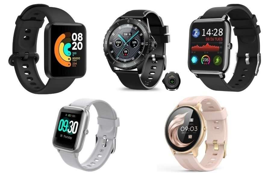 5 smartwatch para hacer deporte en abril 2021