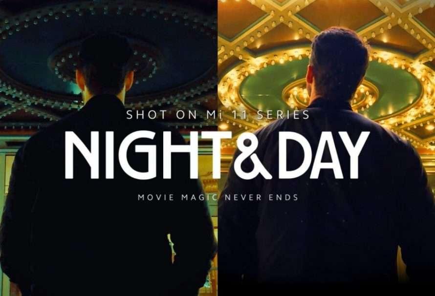 """Xiaomi: lanzamiento campaña """"NIGHT & DAY"""""""