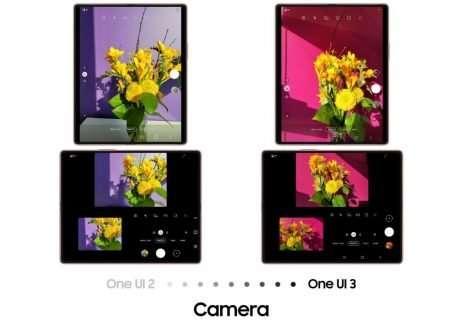 Samsung Galaxy Z Fold 2: conoce su cámara innovadora