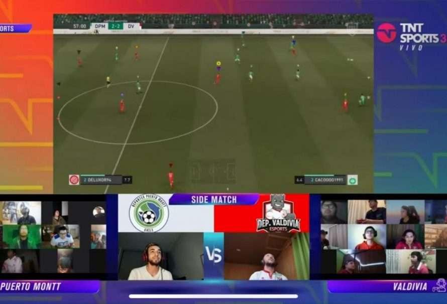 Torneo Easy FIFA21: comienza fase final chilena de la Copa América eSports