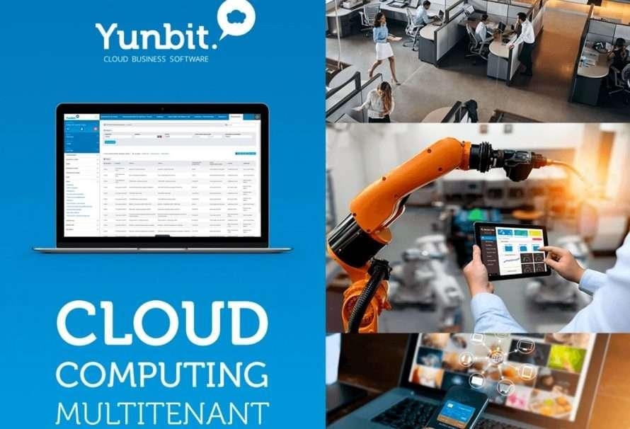 Yunbit es multitenant, más que cloud computing