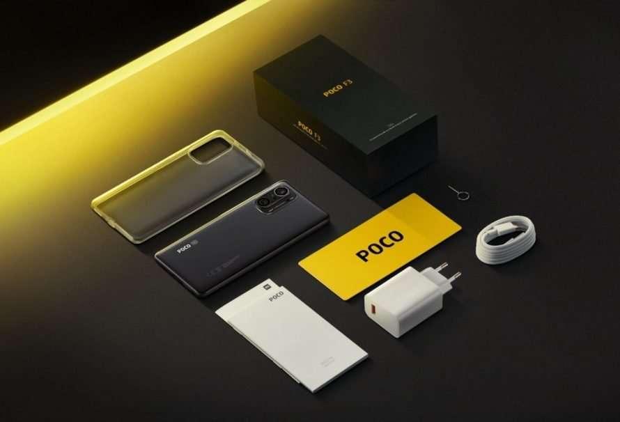 POCO lanza en Chile sus nuevos teléfonos de alta gama