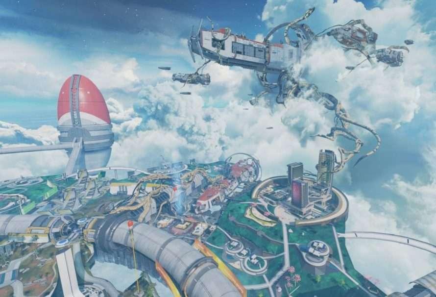 Apex Legends actualiza el mapa Olympus en Legacy