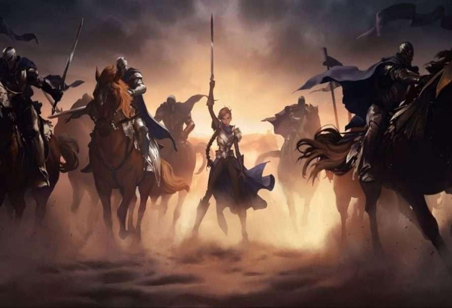 Legends of Runeterra cerca de su Campeonato Mundial