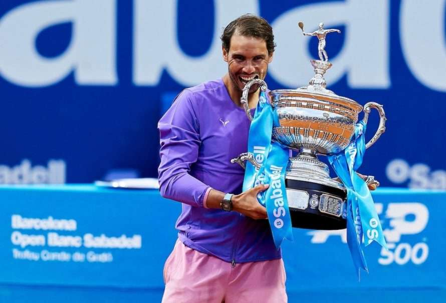 Barcelona Open, resumen final: Nadal el rey del Conde de Godó