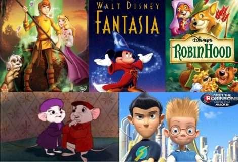 Las 5 películas animadas más infravaloradas de Disney  (parte 2)