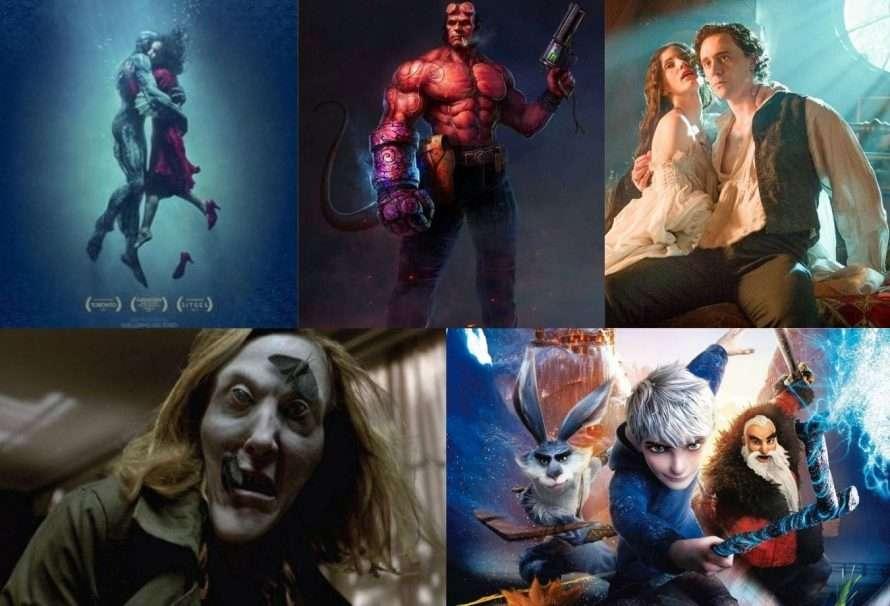 Las 5 mejores películas de Guillermo del Toro en Amazon hasta abril 2021