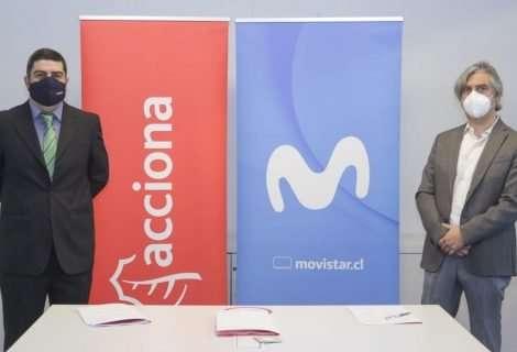 Movistar Chile transformará parte de su suministro eléctrico en renovable