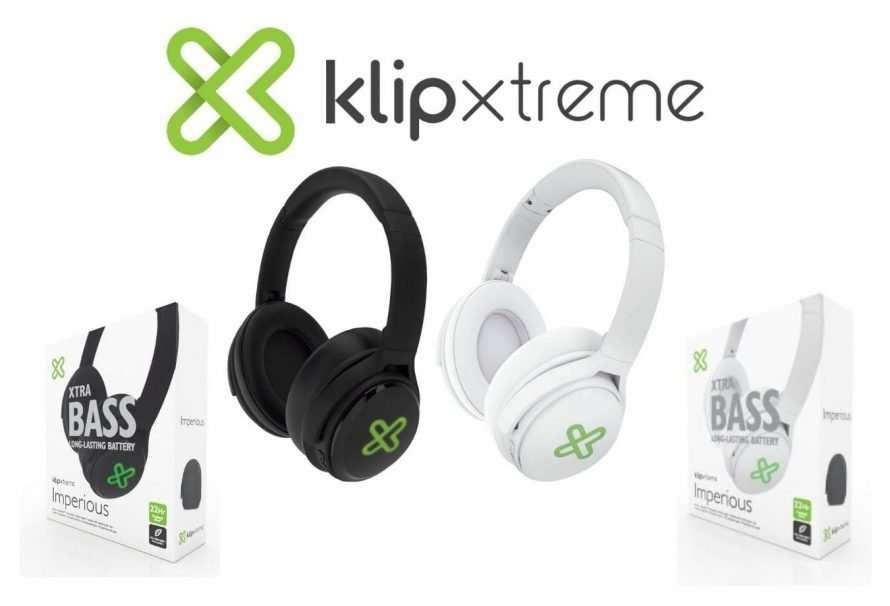 Klip Xtreme: llegan nuevos audífonos a Chile