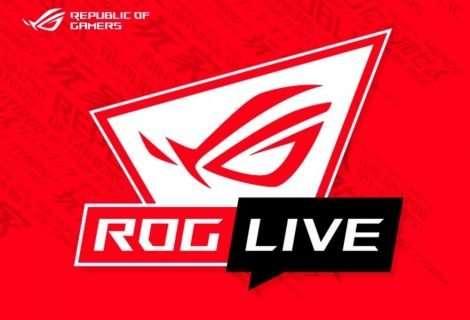 ASUS Republic of Gamers anuncia el ROG Live 2021