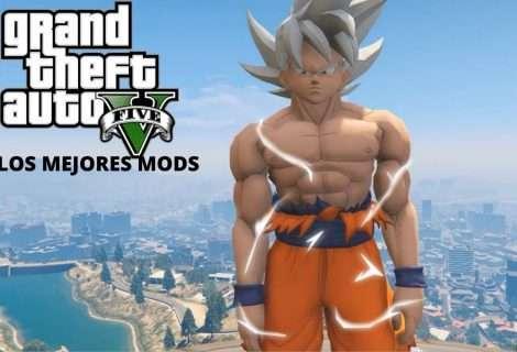 Los 10 mejores MODS que existen en el juego GTA V