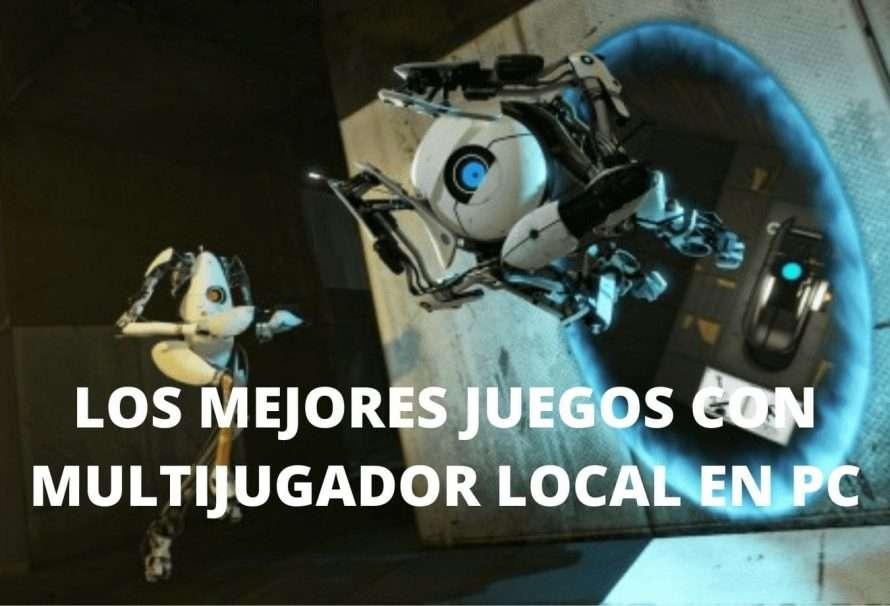 Top 10 juegos con multijugador local en PC