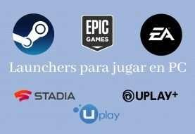 Launchers para jugar en PC ¿Cuál es mejor?