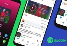 Spotify: escucha canciones en Facebook con reproductor mini