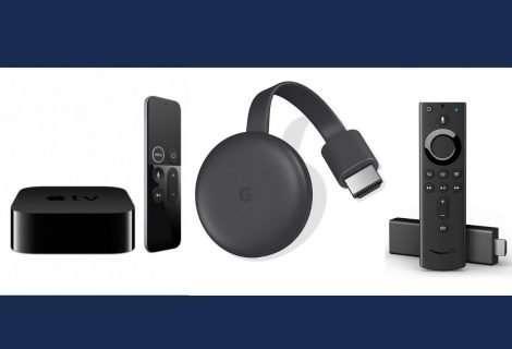 El mejor reproductor ¿Chromecast, Fire Tv Stick o Apple TV?