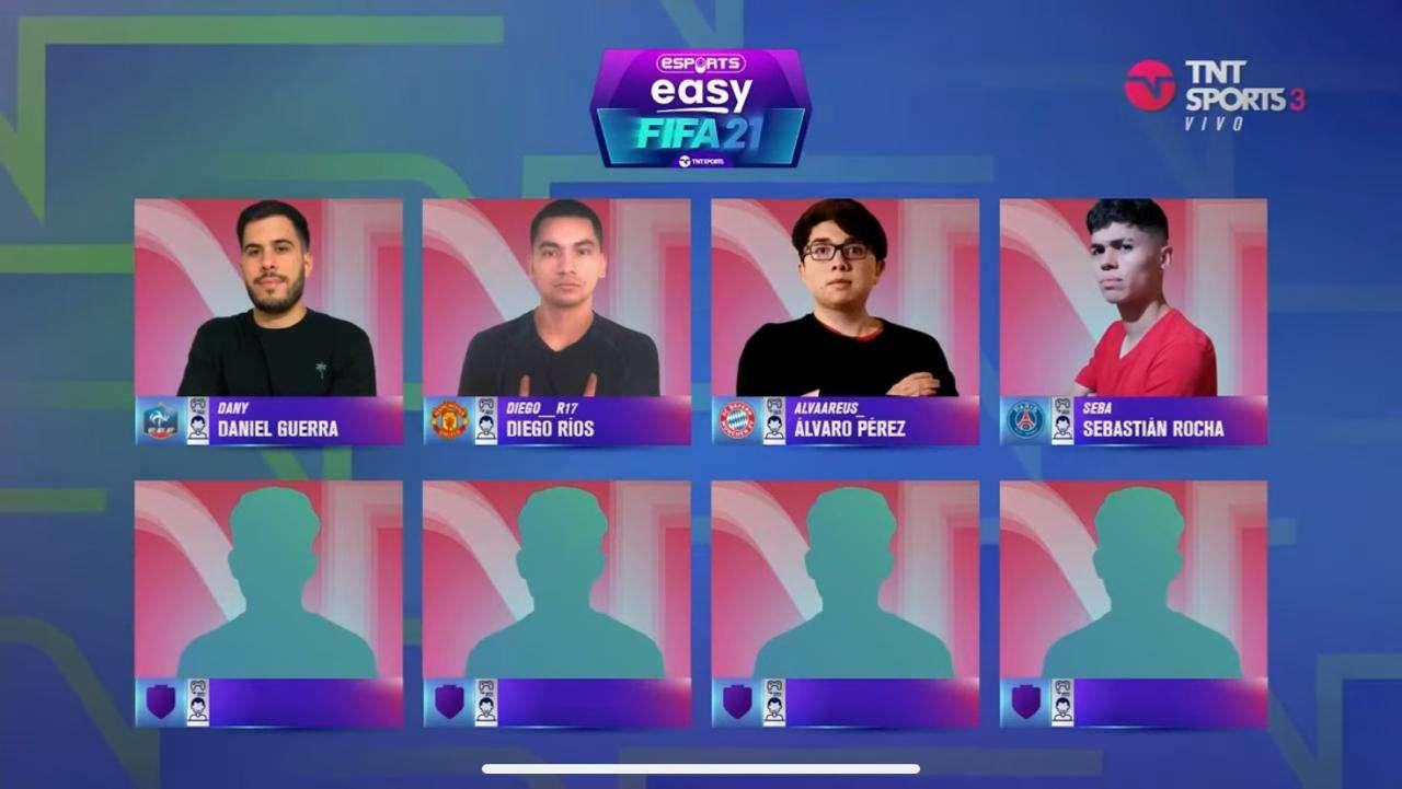 Torneo Easy FIFA21