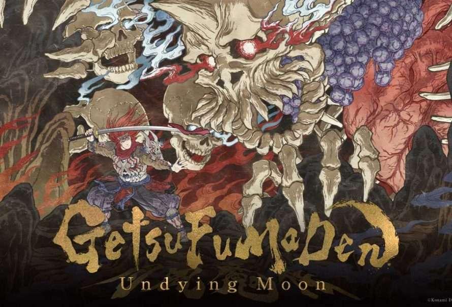 Konami anuncia: GetsuFumaDen – Undying Moon a Steam