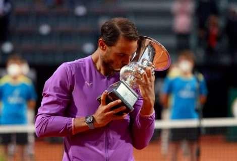 ATP de Roma 2021: el funambulista Nadal