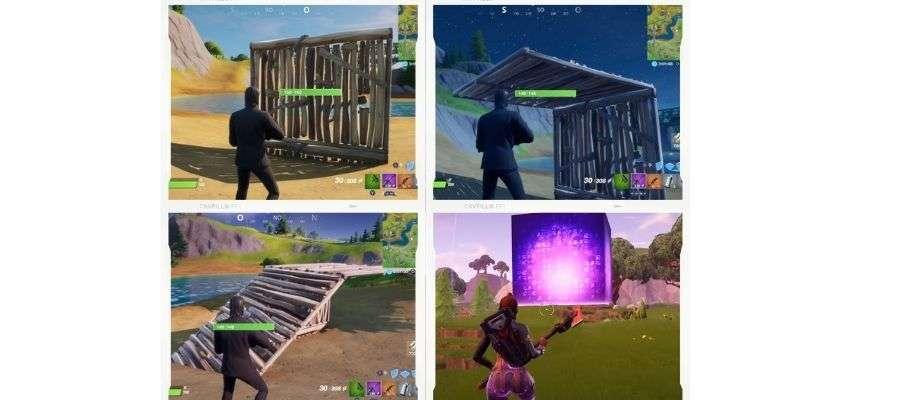 construir en Fortnite
