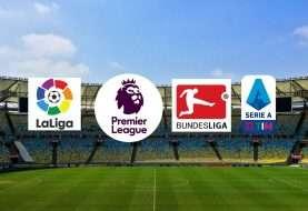 Ligas de Europa: 10 hitos de la jornada del 8 al 9 de mayo