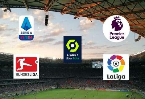Ligas de Europa: 10 hitos de la jornada del 15 al 16 de mayo