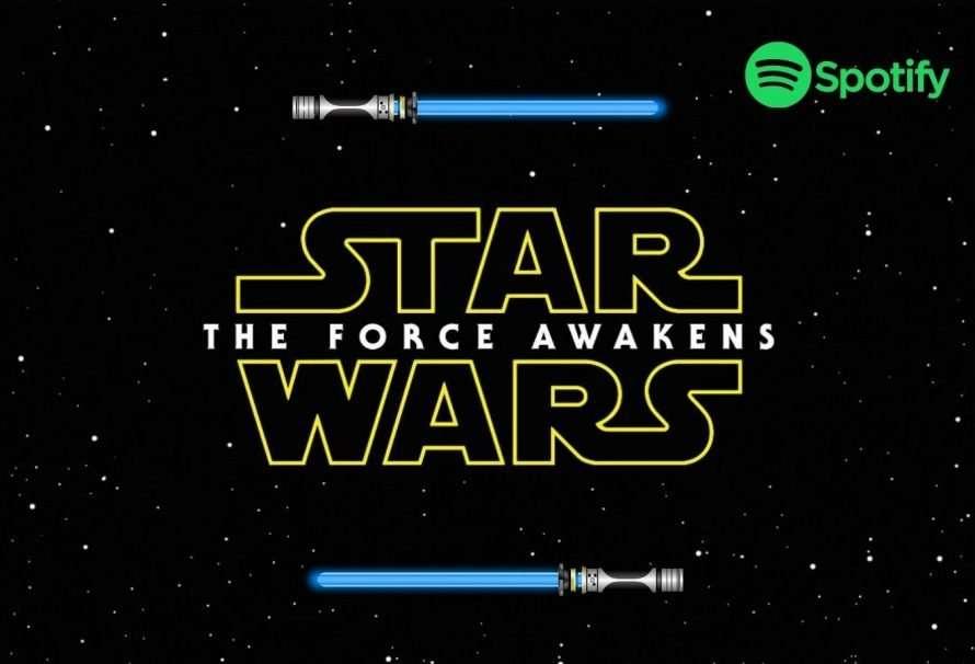 Star Wars: celebra su día de la mano de Spotify