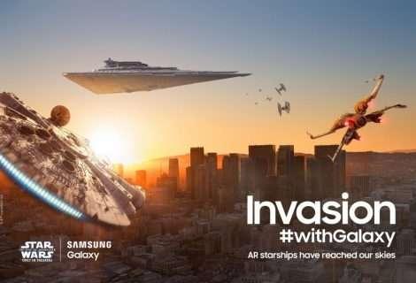 Samsung: sus mejores colaboraciones con Star Wars