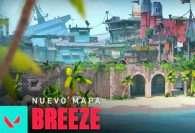 VALORANT: nuevo mapa paradisíaco - Breeze