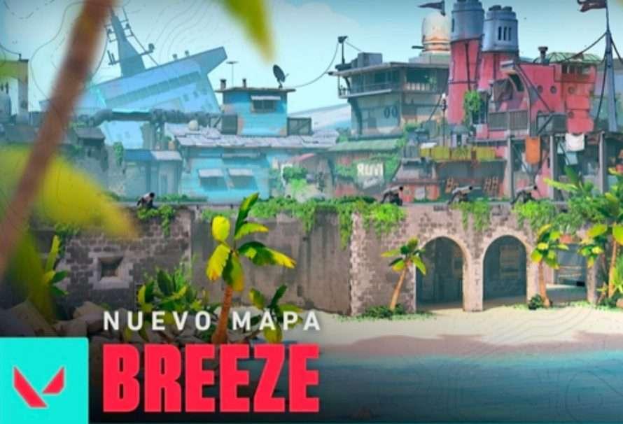 VALORANT: nuevo mapa paradisíaco – Breeze