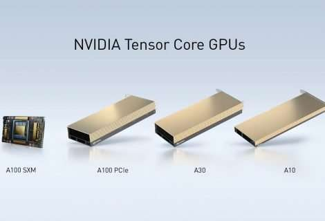 NVIDIA lanza GPUs A30 y 10 para servidores empresariales