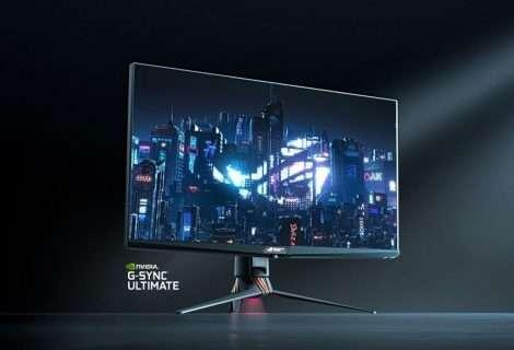 ASUS anuncia la disponibilidad de su nuevo monitor ROG Swift