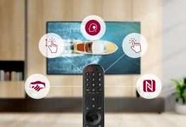 LG Magic Explorer: el televisor que da sugerencias de películas