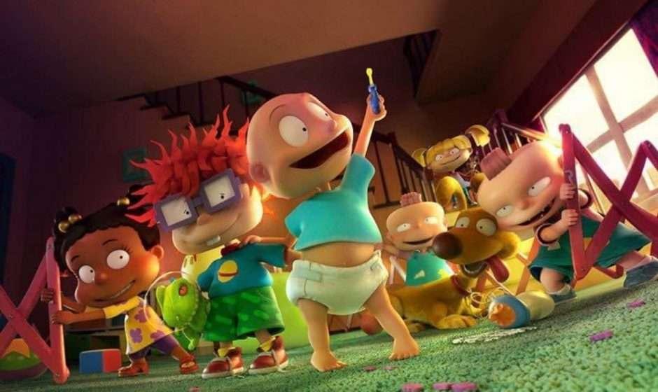 Paramount Plus trae de regreso a los Rugrats con un reboot