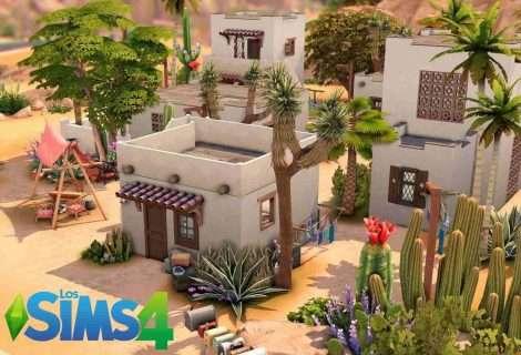 Los Sims 4 anuncia el nuevo Kit Oasis en el Patio