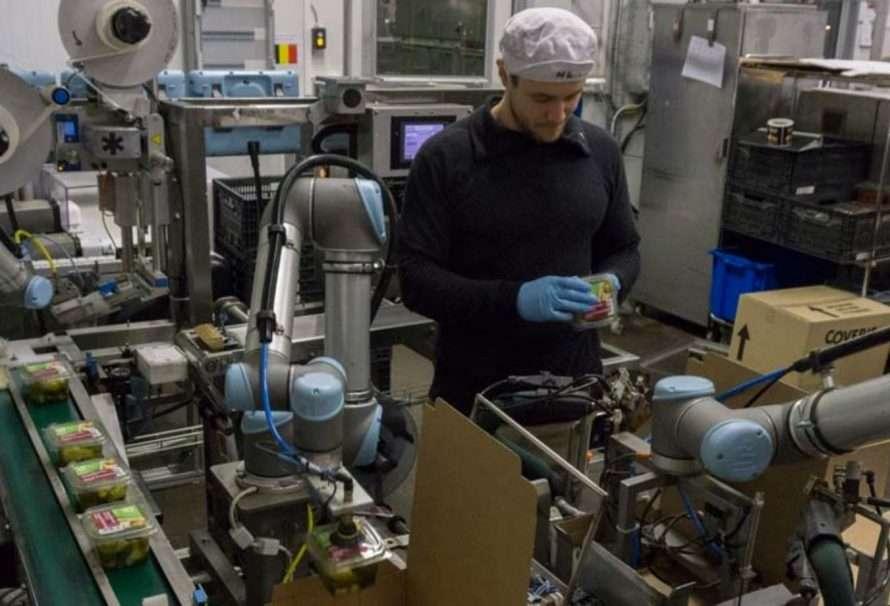 Encuentro sobre la robótica y el Covid-19