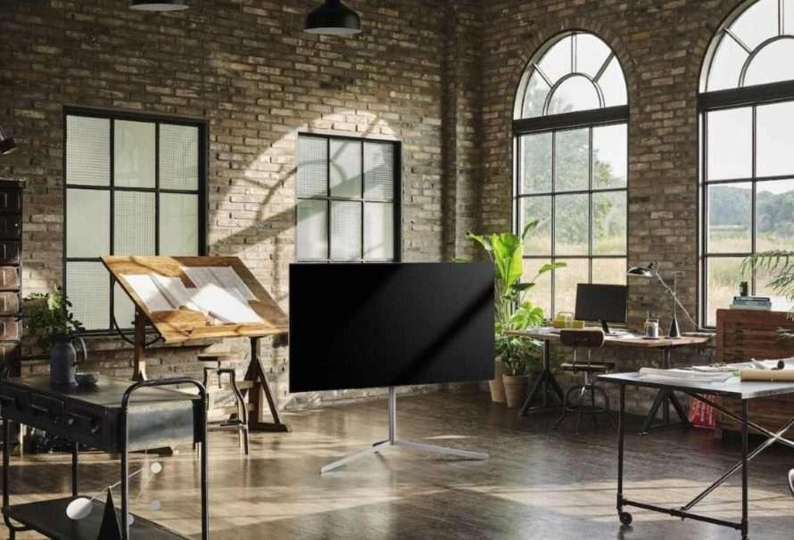 LG Gallery Stand: nuevo soporte para los televisores