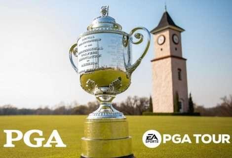 EA se asocia con PGA Championship para un nuevo juego