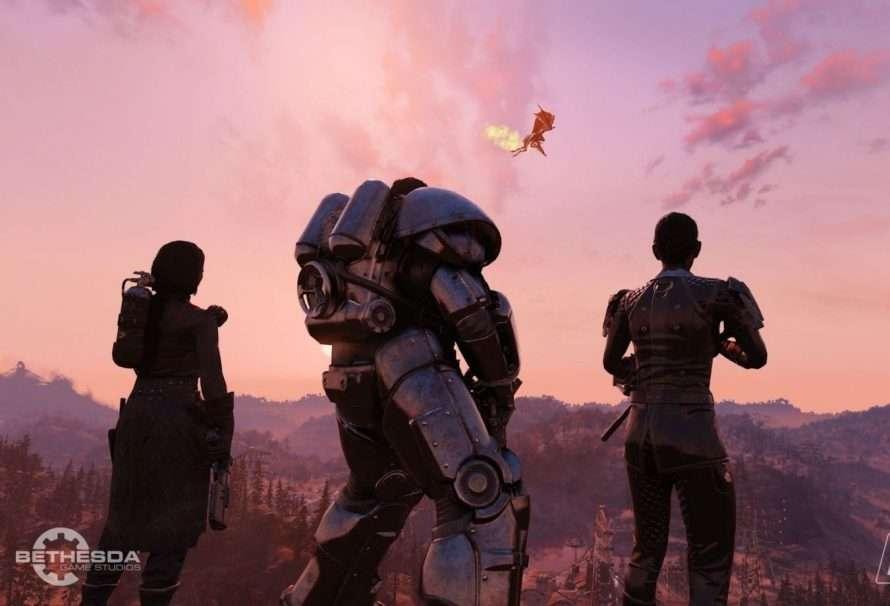 Fallout 76: se ha renovado dos años después de su lanzamiento