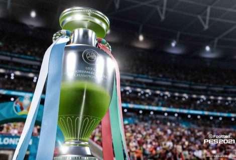 La UEFA EURO 2020 llega a eFootball PES 2021