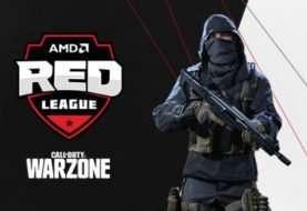 Call of Duty: Warzone ha llegado a AMD Red League