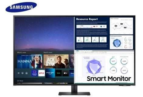Samsung: amplía su línea de monitores smart en todo el mundo