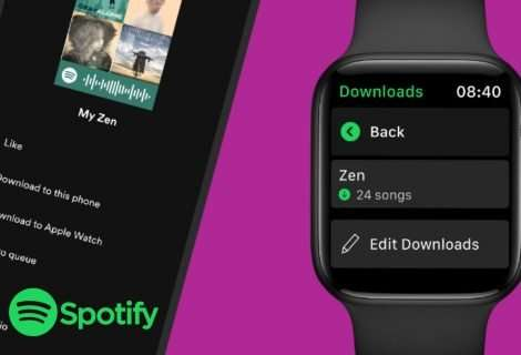 Spotify: lo favorito ahora en el Apple Watch