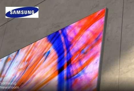 Samsung: muestra las funciones de TV Neo QLED 8K