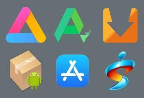 Tiendas de aplicaciones alternativas a Google Play