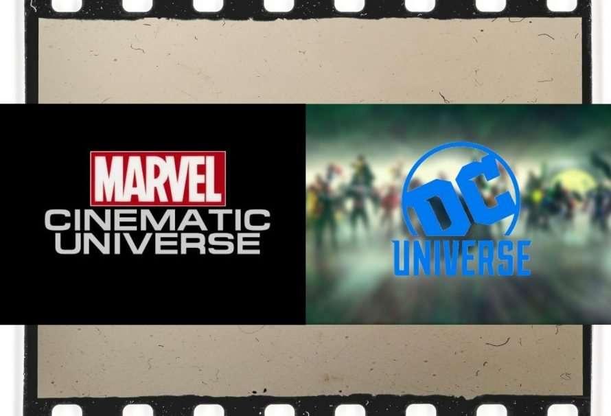 Universo Cinemático de Marvel vs Universo Cinemático de DC