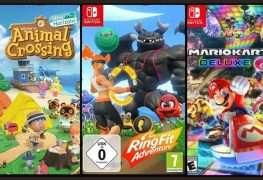 Los 3 mejores videojuegos de Nintendo en mayo del 2021