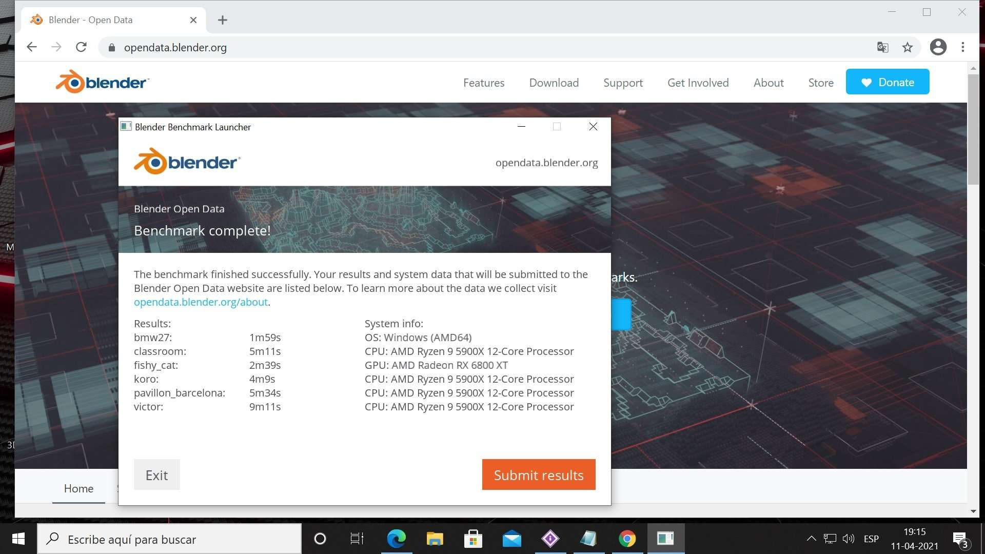 AMD Blender