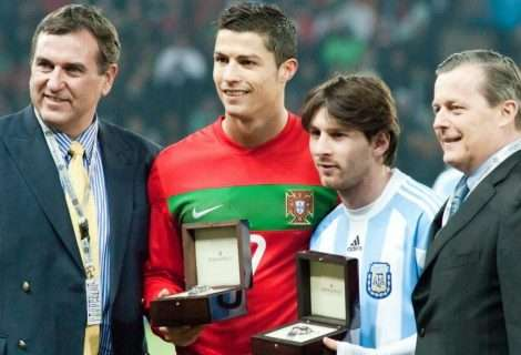 ¿Los futbolistas son famosos porque son ricos o ricos porque son famosos?