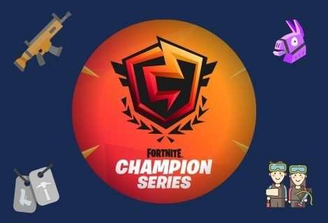 Fortnite Champions Series semifinales 2021