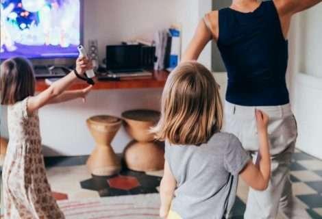Los videojuegos que promueven una vida sana